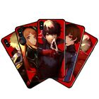 Persona 5 Soft Phone Case Cover for Iphone XR XS X 6 7 8 Huawei 20