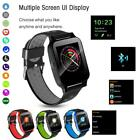1.04'' TFT LCD Bluetooth Smart Watch SIM Slot Call Reminder Heart Rate Monitor