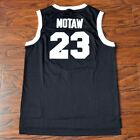 Above The Rim #23 Motaw #96 Birdie Shoot Out Basketball Jersey Black S-3XL