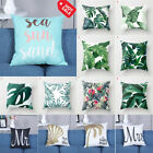 HOT Geometric Pillow Case Waist Back Throw Cushion Cover Home Sofa Decor image