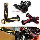 "Motorbike 6 Color 7/8"" 1"" Rubber Hand Grips For Yamaha FZ/MT Model YZF600R R1 R6 $9.65 USD on eBay"