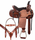 Used Youth Saddles 12 13 Classic Rodeo Ranch Work Roping Western Horse Tack Set