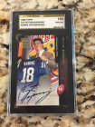 1998 Topps Petyon Manning RC / Auto SGC 100 Gold Label ...1 of 1