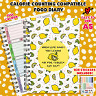 Kyпить FOOD DIARY, 13 WEEK CALORIE COUNTING, JOURNAL, PLANNER DIET BOOK TRACKER FRUIT61 на еВаy.соm