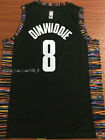 New Season Men's Brooklyn Nets #8 Spencer Dinwiddie Basketball Jersey city Black on eBay