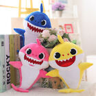 Baby Shark Plush Singing Plush Toys Music Doll English Song toy gift for kids US