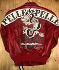 Pelle Pelle Legacy MB Dragon Logo Lather Jacket Various Colors and Sizes NWT!