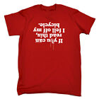 Cycling Kids Childrens T-Shirt Funny tee TShirt - Cycling If You Can Read This B