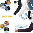 10pack Cooling Arm Sleeves Cover Uv Sun Protection Golf Basketball Outdoor Sport