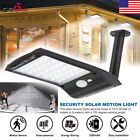 4Pcs Outdoor Waterproof Solar Powered Motion Sensor Garden Security Light 36 LED