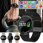 Sport Smart Watch Bluetooth Oxygen Blood Pressure Heart Rate Monitor iOS Android