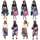 Hot Sale Women Casual Cute Cartoon Club Party Pleated Skirt