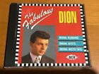 Fabulous Dion & the Belmonts by Dion & the Belmonts (CD, Ace (Label))