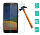 Tempered Glass Screen Protector for Motorola Models C/E4/E5/G4/G5/G6/G7 Play +