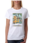USA Made Bayside T-shirt By the Sea Beach Chair Vacation shirt Summer