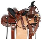 13 Inch Barrel Saddle 12 Inch Seat Youth Trail Riding Western Kids Horse Tack