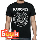 Ramones tshirt - PUNK ROCK MEN's T SHIRT SM - 3XL Multiple Colors image
