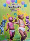 Two Packages 1998 Unreal Pictures Ally McBeal Dancing Baby Party Invitations