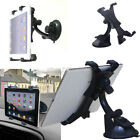 "NEW 360° Car Windshield/Car Back Seat Headrest Cradle For iPad / 7""- 11"" Tablets"