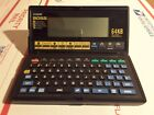 Casio BOSS SF-8000 64KB Pocket Computer Business Organizer Scheduling System