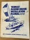 Yanmar Marine Engine Installation Manual Pleassure boat use
