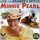 Minnie Pearl - Live From Ginder's Switch (CD Used Very Good)