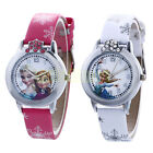 Princess Elsa Watch - Perfect Gift for Girl Kids from Disney Frozen Movie Cute