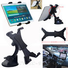 """Universal 360° Car Windshield Suction Mount Holder For iPad/Samsung Tablet 7~11"""""""