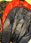 Christian Reed Leather Jackets Various Styles/Colors/Sizes New with Tags for Men