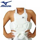 Mizuno Japan Karate Protector for Chest Weist Training 23JHA70001 White