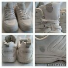 -Swiss Low White Tennis Shoes Sneakers Size 9 Very Good Condition. Shows some...