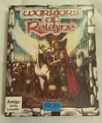 Warriors of Releyne A Impressions Game for the Amiga Computer Tested Working GC
