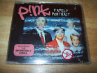 SEALED P!nk ENHANCED  Family Portrait  IMPORT CD includes VIDEO My Vietnam LIVE