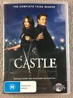 Castle : Season 3 (DVD, 2011, 6-Disc Set) Region 4
