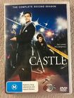 Castle : Season 2 (DVD, 2010, 6-Disc Set) Region 4