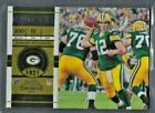 Aaron Rodgers 2011 Panini Contenders Playoff Ticket 21/99 #71 Packers
