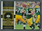 Aaron Rodgers 2011 Panini Contenders Playoff Ticket 59/99 #71 Packers
