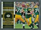 Aaron Rodgers 2011 Panini Contenders Playoff Ticket 75/99 #71 Packers