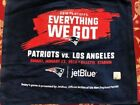 New Enlgand Patriots rally towel 2018 PLAYOFFS vs Chargers January 13, 2019