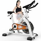 Gym Stationary Indoor Cycling Bike Fitness Trainer Exercise Spinning Bicycle OY