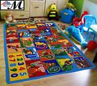 Staggering Classroom Rugs for Kids ABC Educational Area Rug Playtime Collection ABC1