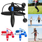 Adult Fitness Exercise Skipping Counting Jump Rope LCD Digital Calorie Counter