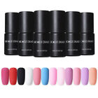 NICOLE DIARY 6ml One Step Matte Soak Off UV Gel Polish Nail Art Gel Varnish