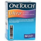 J & J  One Touch Ultra 200 Test Strips - NEW STOCK Long Expiry Safe Packaging