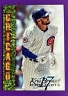 2018 Topps Kris Brant Highlights #KB-14 Chicago Cubs