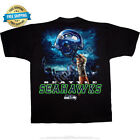 Seattle Seahawks Sky Helmet T-Shirt NFL Licensed----Brand New w/Tags $19.99 USD on eBay