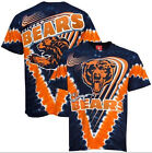 Liquid Blue Chicago Bears V-Dye T-Shirt NFL Licensed -----Brand New w/Tags------ on eBay