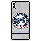 COLUMBUS BLUE JACKETS ICE HOYKEY iPhone 6/6s 7 8 Plus X Xs Xs Max Xr Phone Case $15.9 USD on eBay