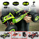 WLtoys 12428 1/12 2.4G RC Cars Off-road Rock Crawler Climber High Speed 50Km/h