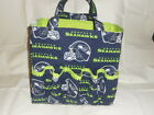 NFL Bingo Tote Bag Handmade Fully Lined w/Pockets on eBay